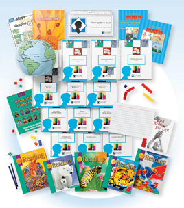 First Grade Virtual School Materials
