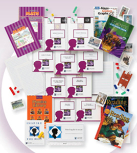 Second Grade Virtual School Materials