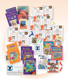 Third Grade Virtual School Materials