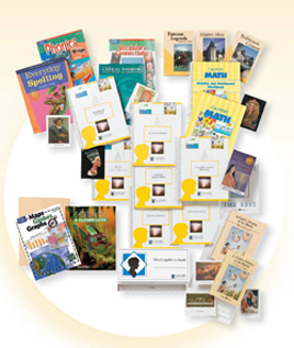 Fourth Grade Virtual School Materials